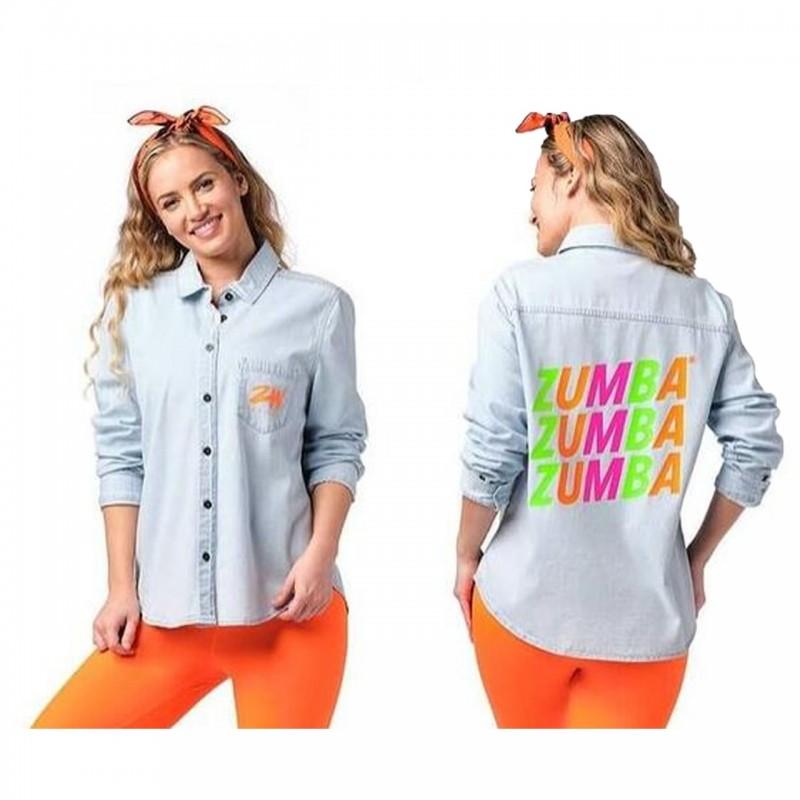 قميص زومبا